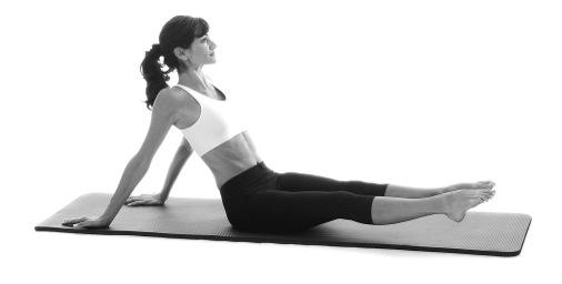 Pilates Hip Circles: Physio Drogheda